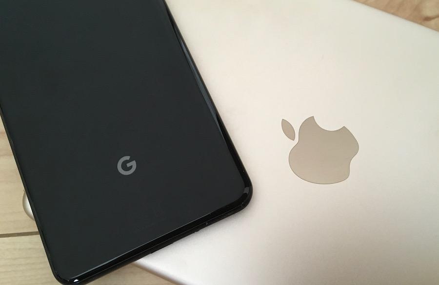 PixelとiPad