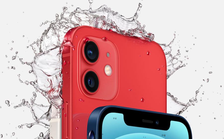 iPhone 12防水